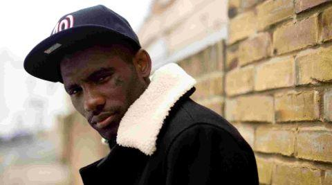 Rap star Wretch 32