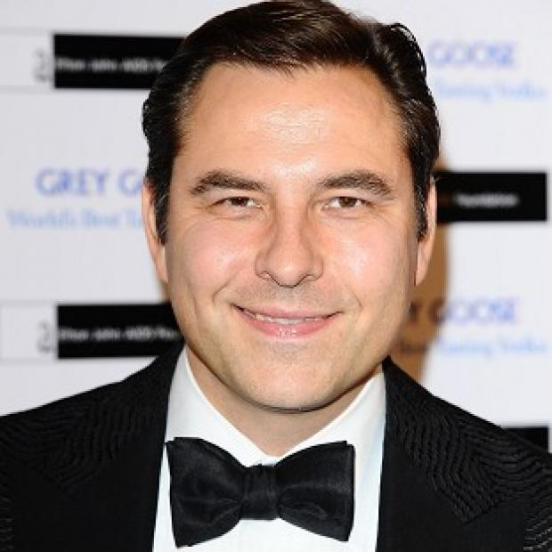 David Walliams will be treading the boards in A Midsummer Night's Dream