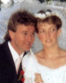 Lesley and Kevin BURNS