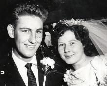 Anne and Richard Poskitt