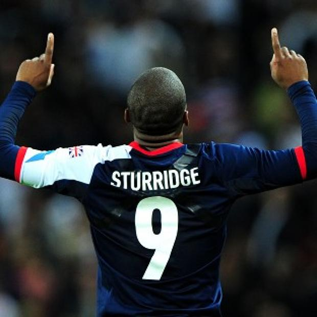 Great Britain's Daniel Sturridge impressed as a substitute