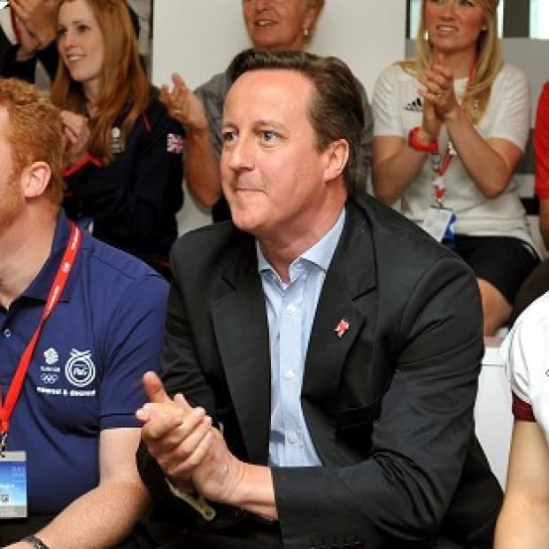 David Cameron says Team GB has delivered a 'golden summer' for the whole country