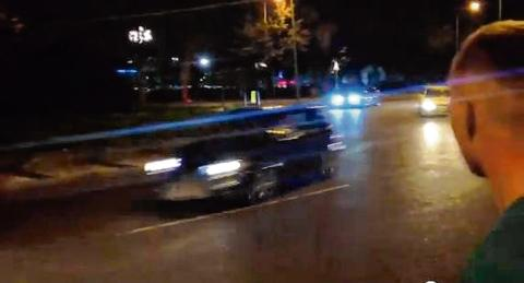 Thurrock Gazette: Racetrack – boy racers at Lakeside captured on YouTube videos