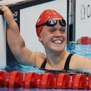 Ellie Simmonds is hoping to add a third gold to her tally from the Paralympics pool