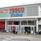 Thurrock Gazette: Giant store – the Tesco Extra in Pitsea overs 125,000 sq ft.