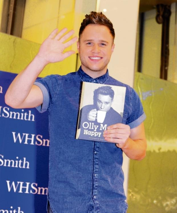 Olly Murs at Lakeside
