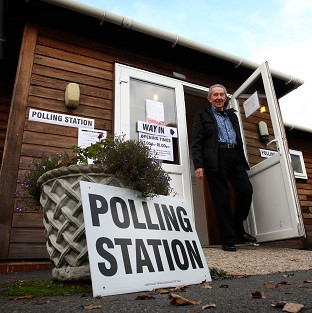 Just under 16 per cent of the electorate in Wiltshire came out to vote in the police and crime commissioner elections