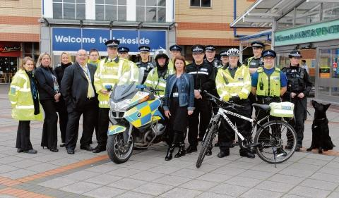 Essex Police launch Operation Christmas Presence