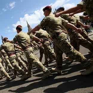 Under the scheme four projects will be set up to pass on values taught in the military to children who have been excluded from school