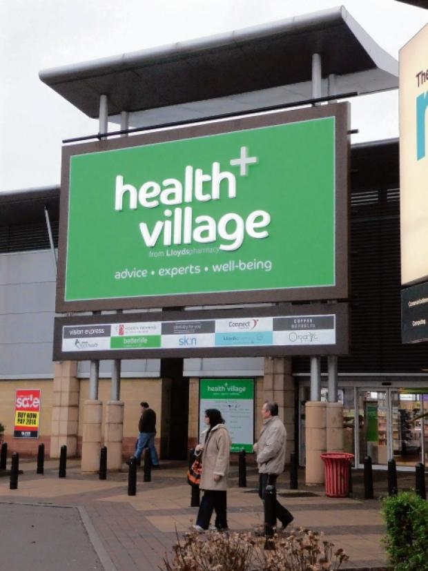 The Health Village in Lakeside