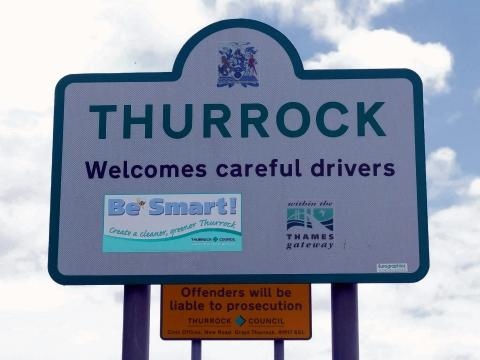 Motoring standards in Thurrock are slammed [Pic: Phil Brown]