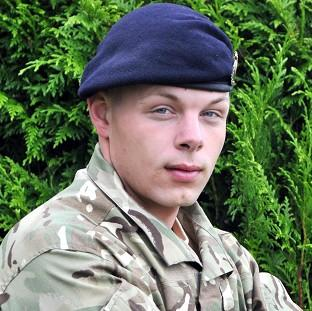 Sapper Richard Reginald Walker was shot dead by a member of the Afghan National Army in Helmand province