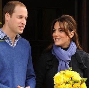 The Duke and Duchess of Cambridge confirmed their baby is due in July