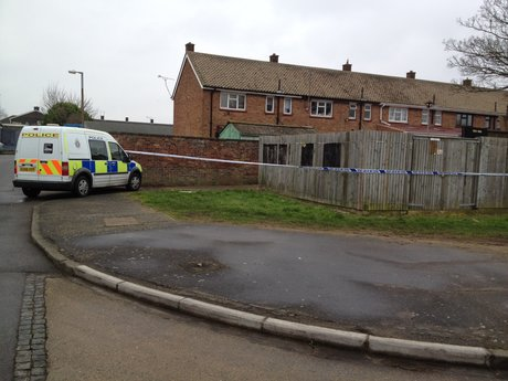 Updated: Police cordon off garages in Chadwell St Mary after sexual assault