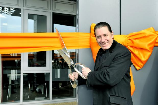 Jools Holland opens state-of-the-art centre in Purfleet