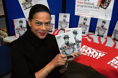 Pauline Black during her appearance