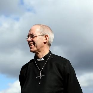 Thurrock Gazette: The Archbishop of Canterbury Justin Welby said some gay relationships 'are just stunning in the quality of the relationship'