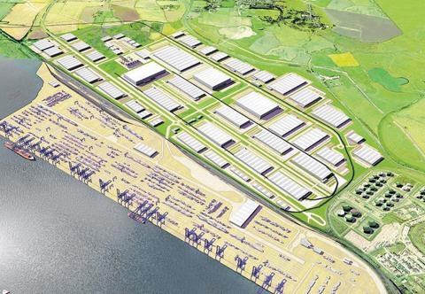 London Gateway announces second major client for Logistics Park