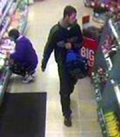 CCTV released of Aveley meat thief