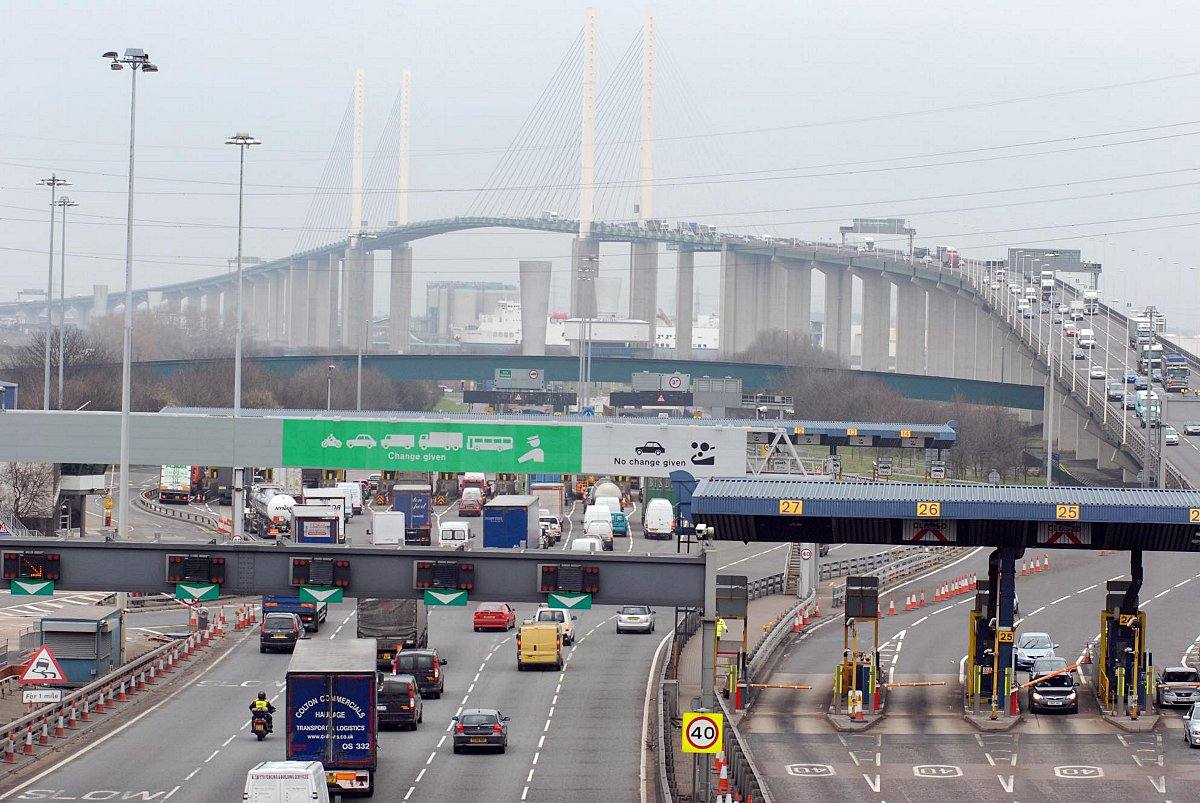 Recent closures of the QEII Bridge caused traffic chaos on roads in West Thurrock