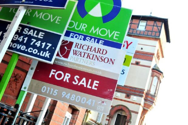 House prices booming int