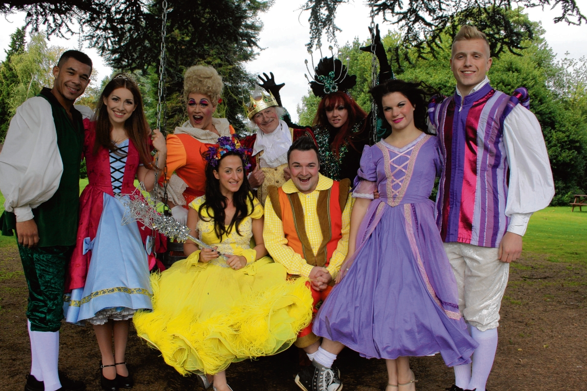 Panto starts Friday - and tickets are still available
