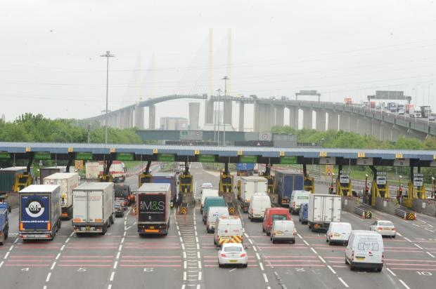 The Government confirms it will not look again at options D and E, meaning any new crossing will land in Thurrock