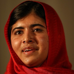 Pakistani student Malala Yousafzai is widely tipped to win today's Nobel Peace Prize.
