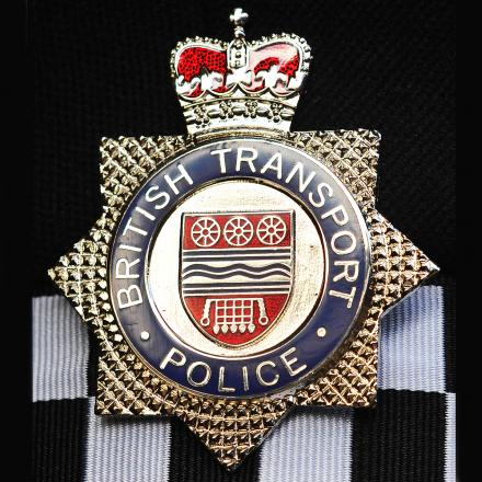 Police investigating after a man glassed on a train in Grays