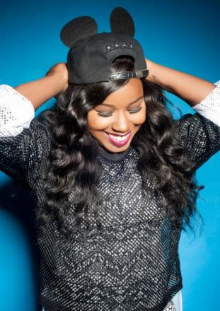 Misha B topping the bill at this year's T Fest.