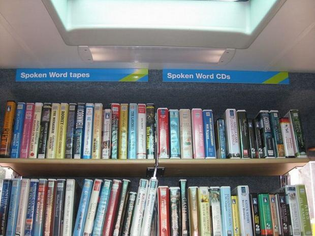 Thurrock's mobile library back in action