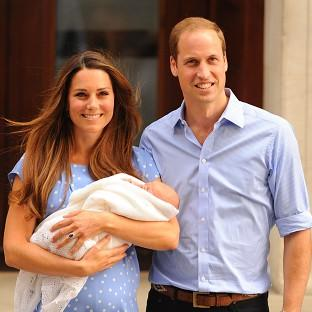 The birth of Prince George captured the imagination of a nation.