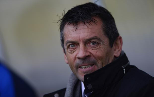Shrimpers boss Phil Brown