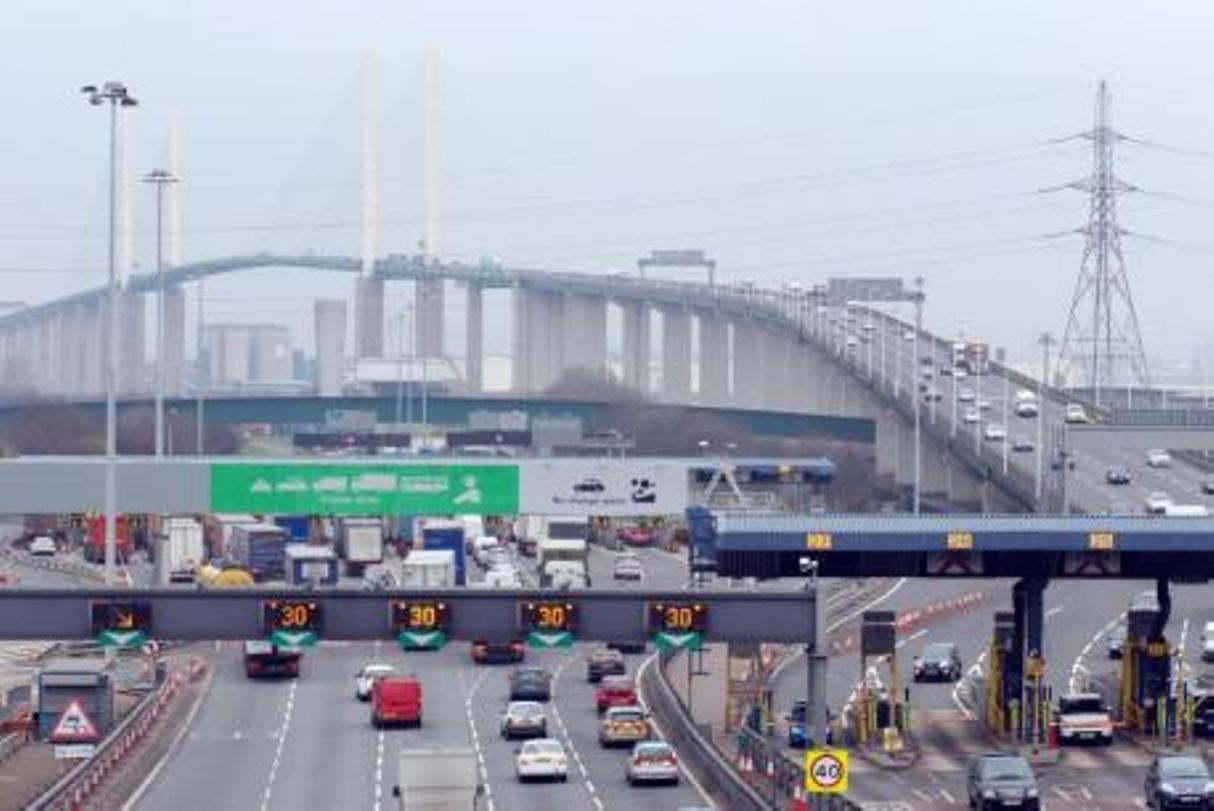 New crossing needed in spite of free-flow at Dartford crossing, claims transport minister