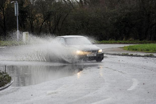 Severe weather warning: Three storms to hit Essex within four days