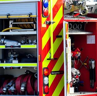Thurrock Gazette: Firefighters and police found the body of an elde