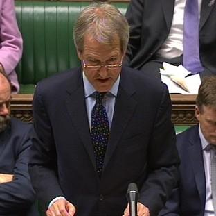 Environment Secretary Owen Paterson has been answering questions from MPs on the recent floods