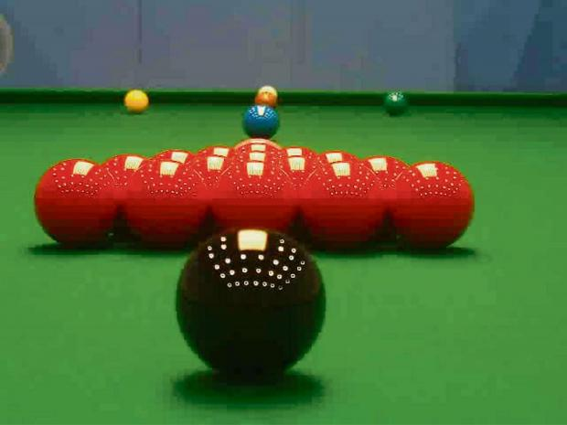 Stuart Bingham's secret weapon