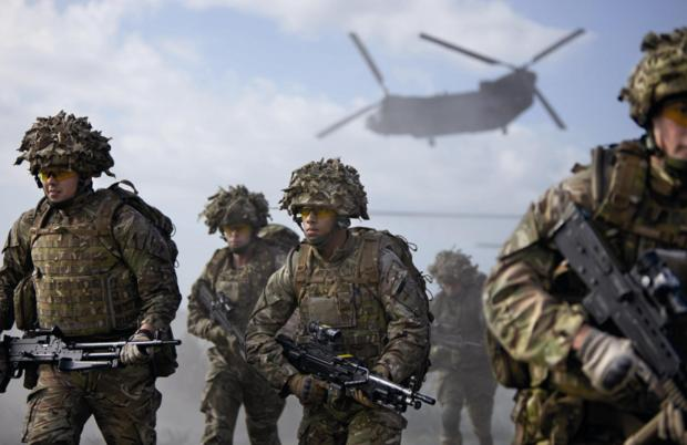 Army recruitment event in Grays on Friday