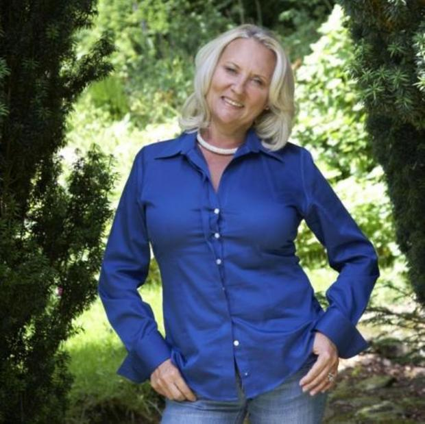 Thurrock Gazette: Crime author Martina Cole is an ambassador for the Six Book Challenge.