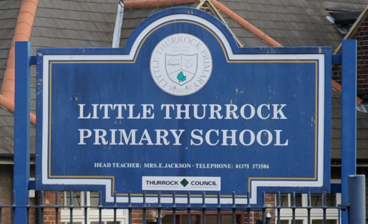 Little Thurrock Primary School on Rectory Road looks set to expand