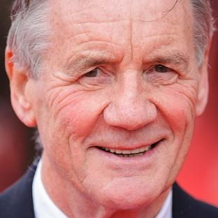 Michael Palin will play the elderly Tom Parfitt in Remember Me.