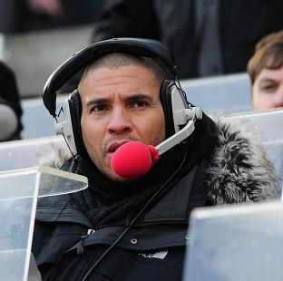 Police are investigating a series of offensive messages directed at Stan Collymore
