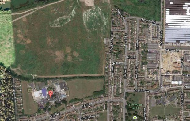 Thurrock Gazette: This Google Maps image shows the Ockend