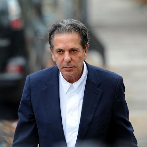Thurrock Gazette: Charles Saatchi was married to TV cook Nigella Lawson