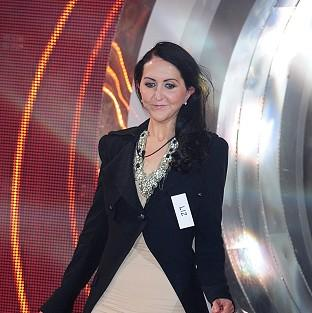 Liz Jones left the Celebrity Big Brother House to boos