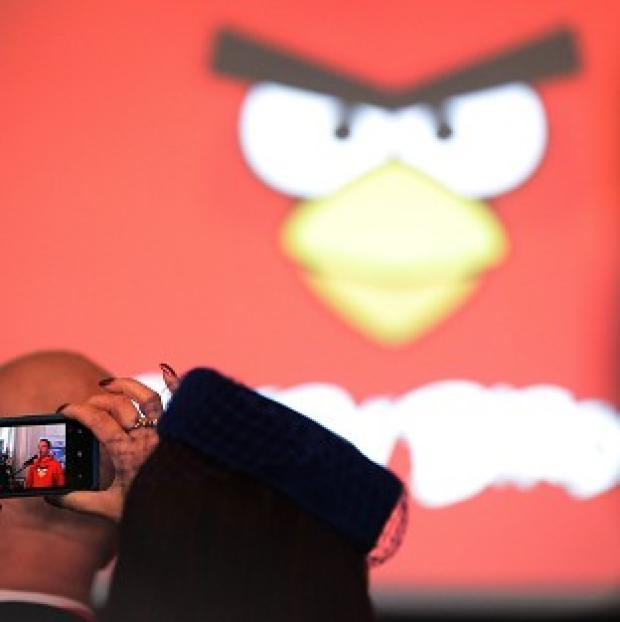 Thurrock Gazette: The Angry Birds mobile phone app is used by spy agencies to gain information on players, according to leaked documents
