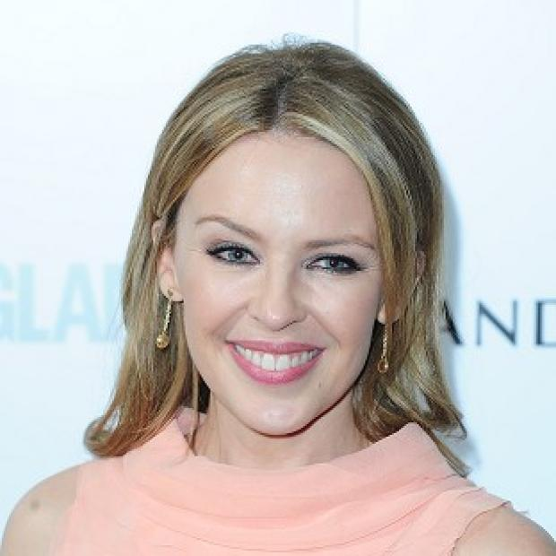 Thurrock Gazette: Kylie Minogue recorded catchy hit Can't Get You Out Of My Head