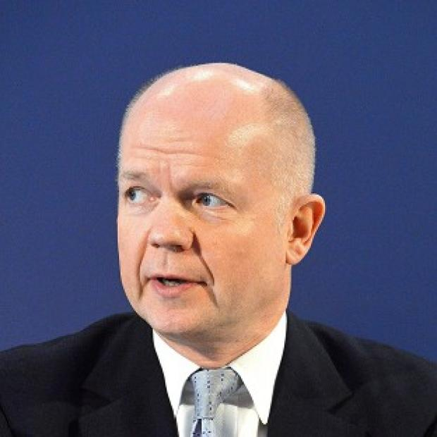 "Thurrock Gazette: Foreign Secretary William Hague says the Syria peace talks have suffered a ""serious setback"""