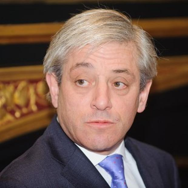 Thurrock Gazette: Speaker John Bercow has long called for reform of prime minister's questions for the sake of improving parliament's public image and has been strident in chastising offending MPs